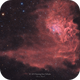 IC405 Flaming Star HaRGB,                                Thomas