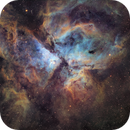 The Great Eruption in the constellation of Carina,                                Adam Jesionkiewicz
