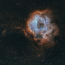 Rosettennebel,                                astrozausel