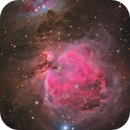 Orion Messier 42 Trapezzium,                                Maicon Germiniani