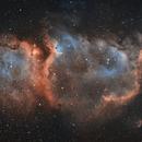 IC1848 SHO,                                Jesus Magdalena