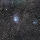 Lagoon nebula,                                wargrafix