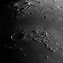 Moon: Plato & Vallis Alpes region,                                Lorenzo Palloni