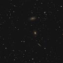 Draco's galaxies trio,                                Dennys_T