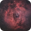 Rosette Nebula,                                muthunag