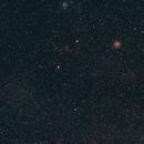 Gemini widefield – 100mm focal lenght,                                Olli67