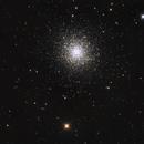 Messier 13,                                Maniersch