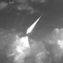 Fireball and lightnings,                                Astronominsk