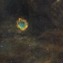 Rare Sh2-104 Emission Nebula in SHO,                                  Douglas J Struble