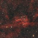 Propeller Nebula,                                Robin Clark - EAA imager