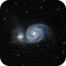 M51 and friends,                                Anders Johannesson