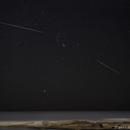 Geminids Meteor Shower,                                Richard Bratt