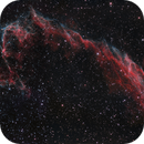 Ngc6992/6995 - Two Panel mosaic,                                Salvopa