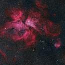 Carina Nebula,                                Matt Hughes