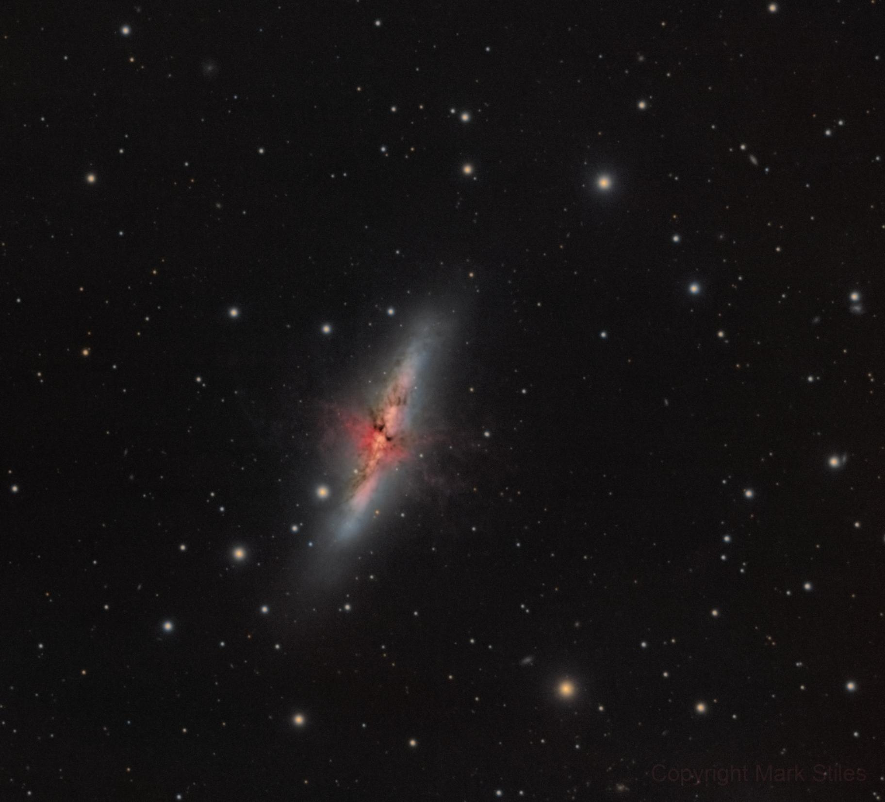 M82,                                Mark Stiles (Nort...
