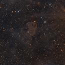 Baby Eagle Nebula,                                Bob J