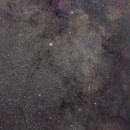 Scutum Star Cloud with M11,                                Astro-Wene