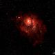 M8 Lagoon Nebula,                                Justin Daniel