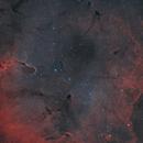 The Elephant Trunk nebula - IC 1396 - HOO,                                Simon