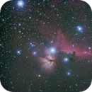 IC 434 with 135mm f2+ASI,                                Christian63