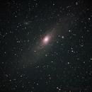 Andromeda Galaxie (Messsier 31),                                Silkanni Forrer
