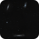 Leo Triplet  M 65,M 66 and NGC 3628,                                Michele Vonci