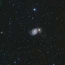 M51 Widefield,                                mlewis