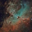 M16 Eagle Nebula,                                Giorgio Baj