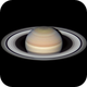 Saturn grows bigger, brighter (animation),                                Darren (DMach)