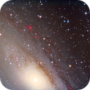 M31 - M110 Andromeda,                                PGU (Giuliano Pin...
