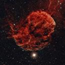 IC 443 - Jelly Fish Nebula,                                Stephen Eggleston