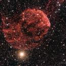 IC443 - The Jellyfish Nebula - OSC,                                Álmos Balási