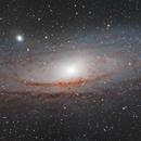 M31 2-Mosaic,                                Stefan Muckenhuber
