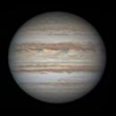 Jupiter June 17, 2020,                                Chappel Astro