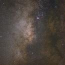 Centro de nuestra Galaxia,                                Juan González Alicea