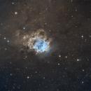 NGC 7538,                                John Leader