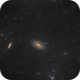M81 and M82 - test data,                                Simon