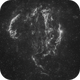 Cygnus Loop in Ha,                                nerdybeardo