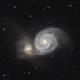 M51 Whirlpool Galaxy,                                Mario Gromke