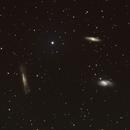 M65, M66, NGC3628 (Leo Triplet),                                Huang Wei-Ming