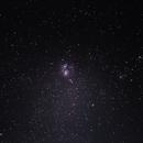 Nebulosa da Lagoa - M8,                                Geovandro Nobre