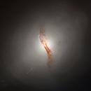 Centaurus A starless,                                Nikita Misiura