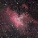 M16 HII(2015) + RGB(2014),                                antares47110815