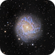 M83 - The Souther Pinwheel Galaxy,                                bbonic