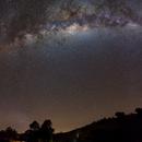 Starry Milky Way Reflections,                                Gabriel R. Santos (grsotnas)