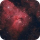 Nebulosa Carina - NGC 3372,                                Guillermo Spiers