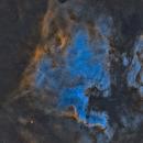North America Nebula - NGC7000,                                Sasho Panov