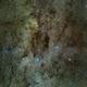 Southern Cross & Coal-Sack Nebula,                                Andre