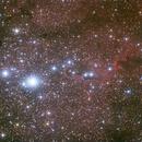 IC 1396,                                Miquel