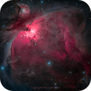Orion up close,                                Mike Miller